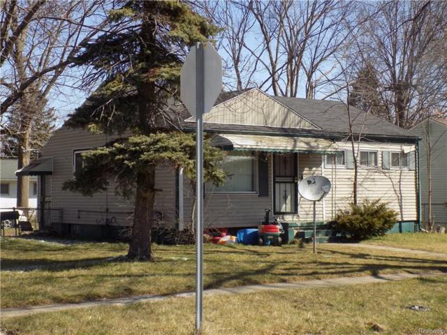 1214 W Moore Street, Flint, MI 48504 (MLS #218043913) :: The Toth Team