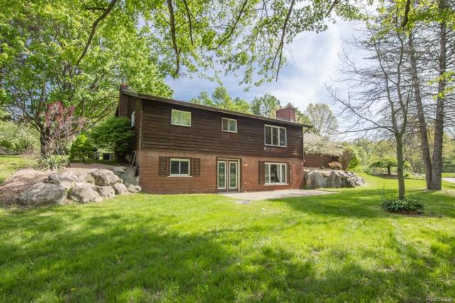 13469 Hess Road, Holly Twp, MI 48442 (#218043914) :: RE/MAX Classic