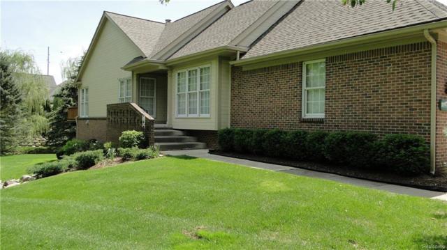 16708 Oakmont Court #341, Northville, MI 48168 (#218043916) :: Duneske Real Estate Advisors