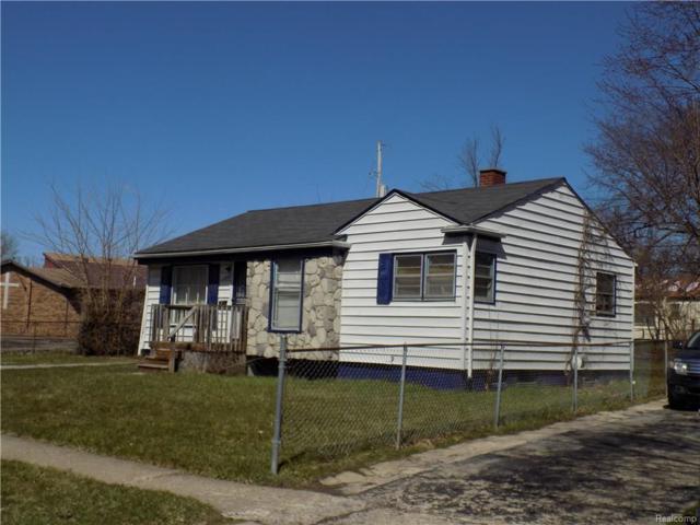 2308 Canniff Street, Flint, MI 48504 (#218043925) :: RE/MAX Classic