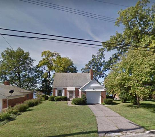 1013 James K, Pontiac, MI 48341 (#58031347961) :: Duneske Real Estate Advisors