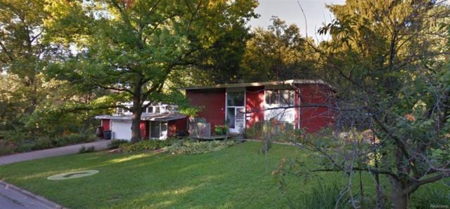 1801 Fair Street, Ann Arbor, MI 48103 (#543256325) :: Duneske Real Estate Advisors