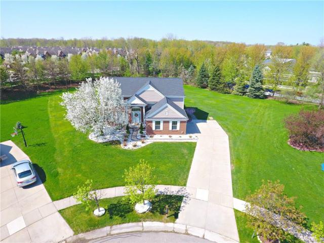 48651 Times Square Court, Canton Twp, MI 48188 (#218043965) :: RE/MAX Classic