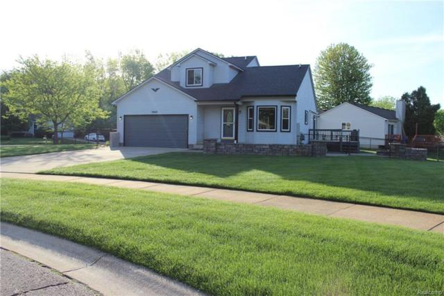 9069 Posey Court, Northfield Twp, MI 48189 (#218044096) :: The Buckley Jolley Real Estate Team