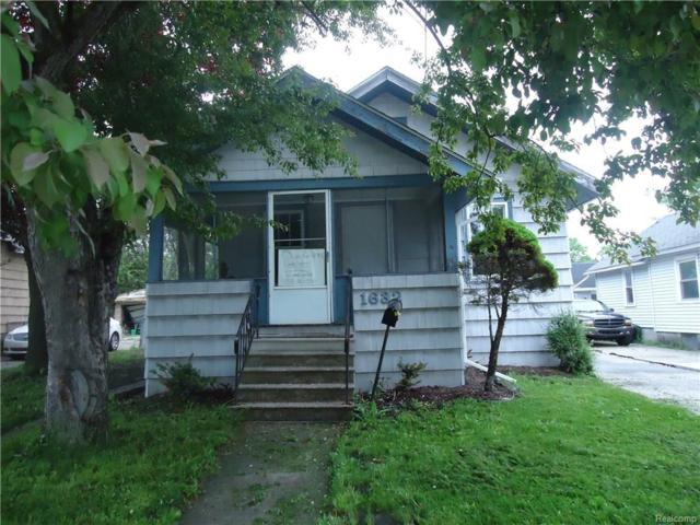 1632 Stanley Street, Saginaw, MI 48602 (#218044106) :: RE/MAX Classic
