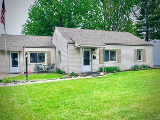 30751 Bock Street Street, Garden City, MI 48135 (#218044174) :: Duneske Real Estate Advisors
