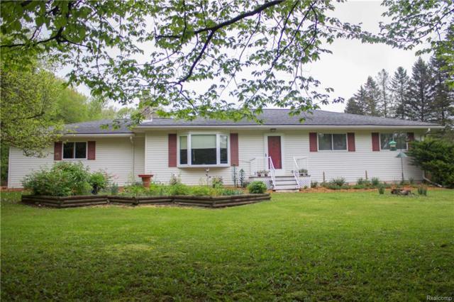 1700 Noble, Addison Twp, MI 48367 (#218044184) :: Duneske Real Estate Advisors