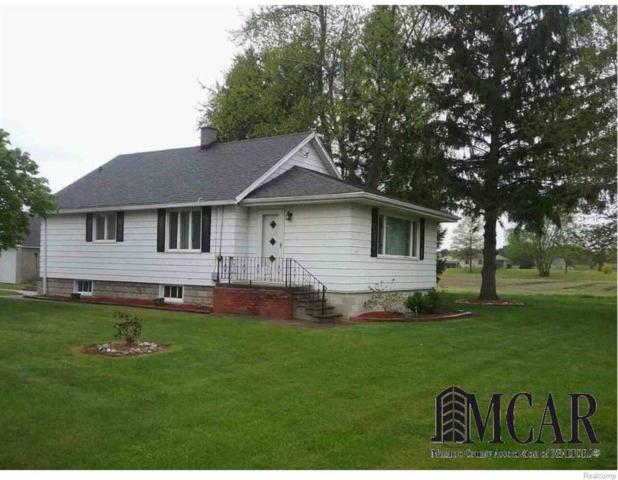 3459 Kelly Rd, Lasalle, MI 48145 (#57003452391) :: Duneske Real Estate Advisors