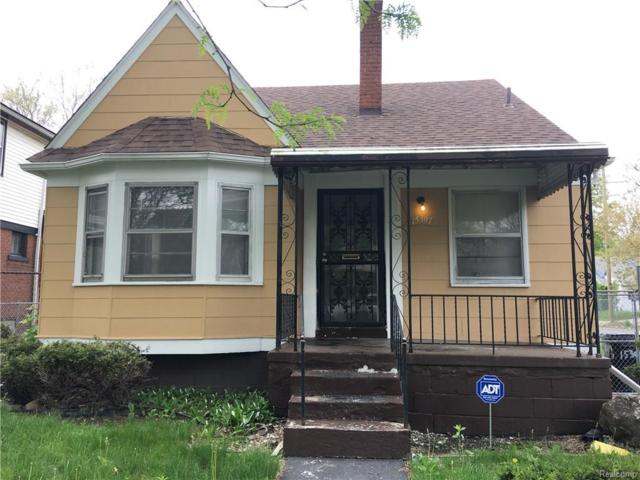 15397 Cruse Street, Detroit, MI 48227 (#218044200) :: Duneske Real Estate Advisors