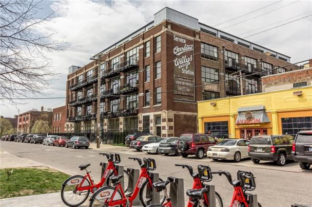 444 W Willis Street #417, Detroit, MI 48201 (#218044201) :: Duneske Real Estate Advisors