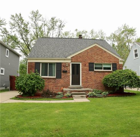 3517 Linwood Avenue, Royal Oak, MI 48073 (#218044262) :: Duneske Real Estate Advisors
