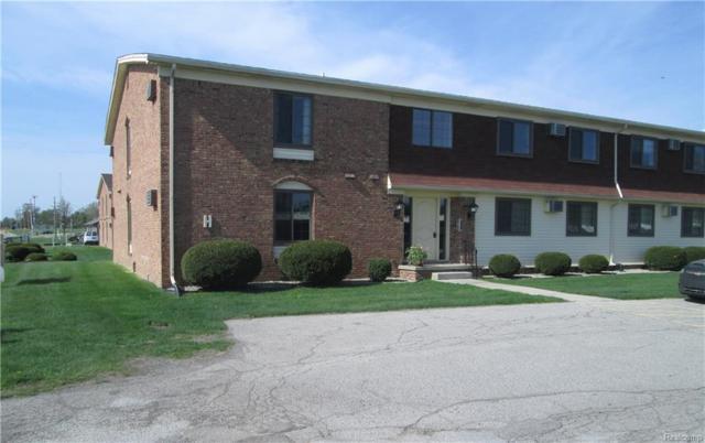 1900 River Bldg H, Unit #8 Road, Marysville, MI 48040 (#218044288) :: RE/MAX Classic