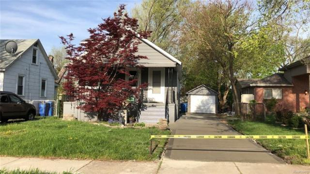 8187 Lenore Street, Dearborn Heights, MI 48127 (#218044301) :: RE/MAX Classic
