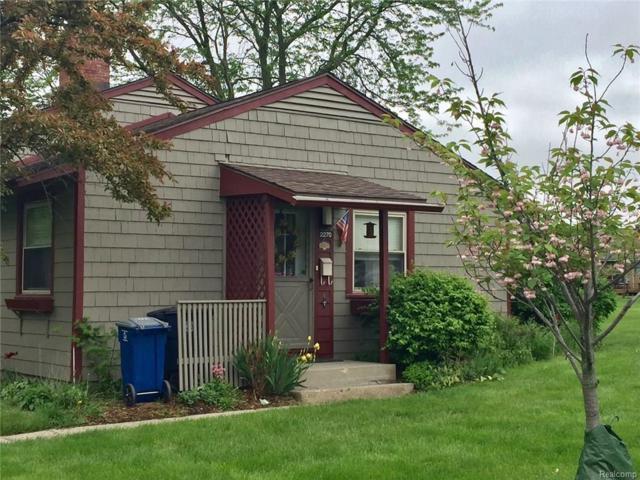 2270 Parkwood Avenue, Ann Arbor, MI 48104 (#218044329) :: RE/MAX Classic