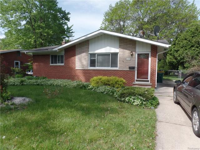 22079 Malden Street, Farmington Hills, MI 48336 (#218044364) :: RE/MAX Classic
