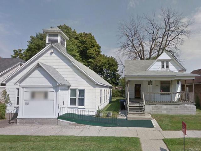 20216 Albany Ave.., Detroit, MI 48234 (#218044438) :: RE/MAX Classic