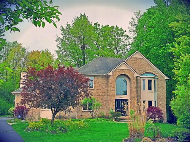 28552 Bristol Ct, Farmington Hills, MI 48334 (#218044442) :: RE/MAX Classic