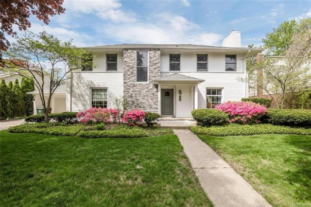 650 S Oxford Road, Grosse Pointe Woods, MI 48236 (#218044524) :: RE/MAX Classic