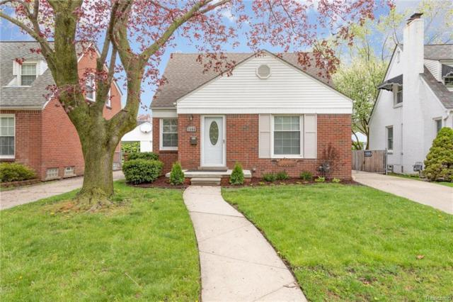 1906 Oxford Road, Grosse Pointe Woods, MI 48236 (#218044545) :: RE/MAX Classic