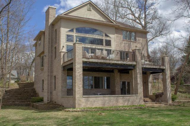 9823 Portage Lake Avenue, Dexter Twp, MI 48169 (#543257037) :: The Buckley Jolley Real Estate Team