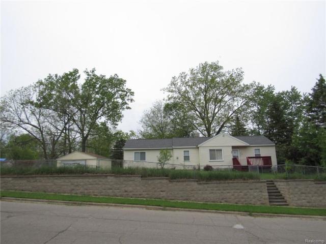83 N Eastway Drive, Pontiac, MI 48342 (MLS #218044758) :: The Toth Team