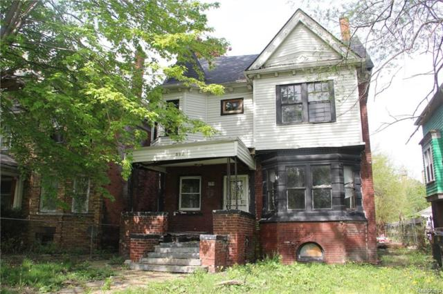 390 E Grand Boulevard, Detroit, MI 48207 (#218044803) :: RE/MAX Classic