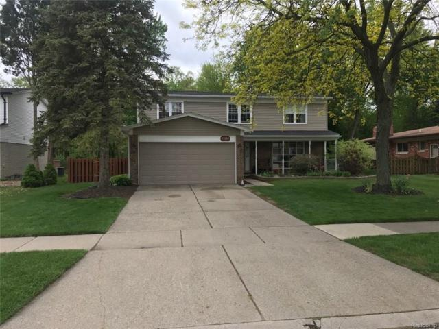 1386 Glenwood Drive, Troy, MI 48083 (#218044823) :: RE/MAX Nexus