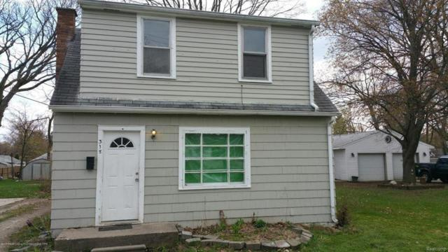 318 E Everettdale Avenue, Lansing, MI 48910 (#630000226379) :: RE/MAX Nexus