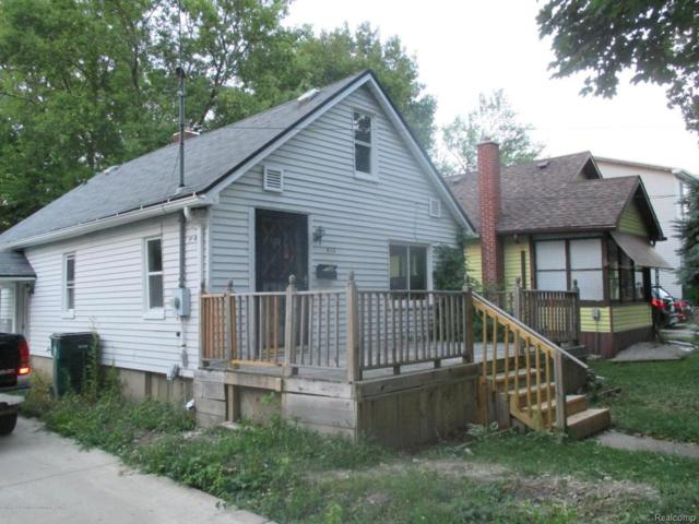 615 Samantha Avenue, Lansing, MI 48910 (#630000226383) :: Keller Williams West Bloomfield