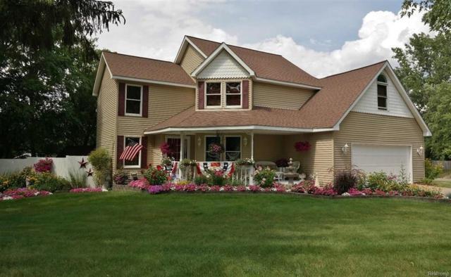 601 Tickner, Linden, MI 48451 (#50100002213) :: The Buckley Jolley Real Estate Team