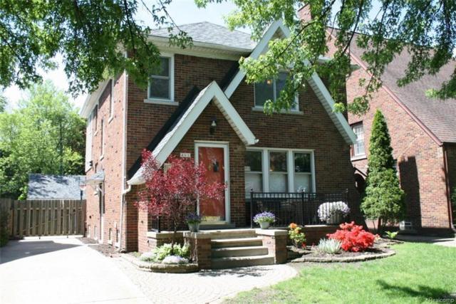 461 Calvin Avenue, Grosse Pointe Farms, MI 48236 (#218045052) :: RE/MAX Classic
