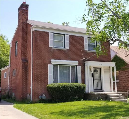 15744 Kentfield Street, Detroit, MI 48223 (#218045154) :: RE/MAX Classic