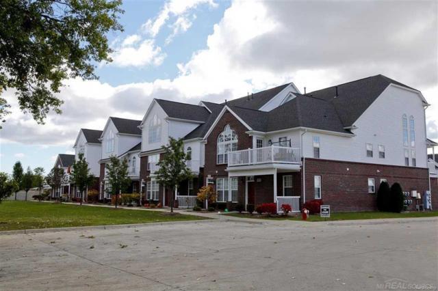 8329 Town Center Circle Unit 66, Warren, MI 48093 (#58031348283) :: Duneske Real Estate Advisors