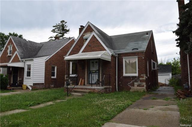 9181 Cheyenne Street, Detroit, MI 48228 (#218045224) :: RE/MAX Classic