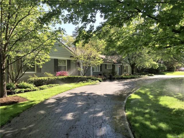 559 Bennington Drive, Bloomfield Hills, MI 48304 (#218045303) :: RE/MAX Classic