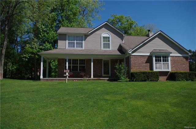 1056 Walloon Way, Orion Twp, MI 48360 (#218045373) :: RE/MAX Classic