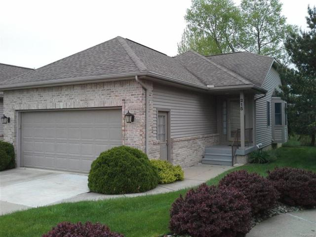 215 Inglewood, Linden, MI 48451 (#50100002238) :: The Buckley Jolley Real Estate Team