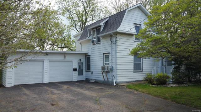 3205 Gregory Road, Leoni Twp, MI 49202 (#543256989) :: Duneske Real Estate Advisors