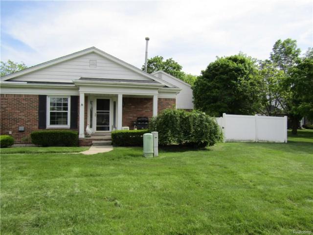 4600 Colonial Lane #1, Trenton, MI 48183 (#218045499) :: RE/MAX Classic
