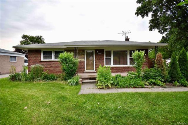 12039 Belmont Avenue, Warren, MI 48089 (#218045515) :: Duneske Real Estate Advisors