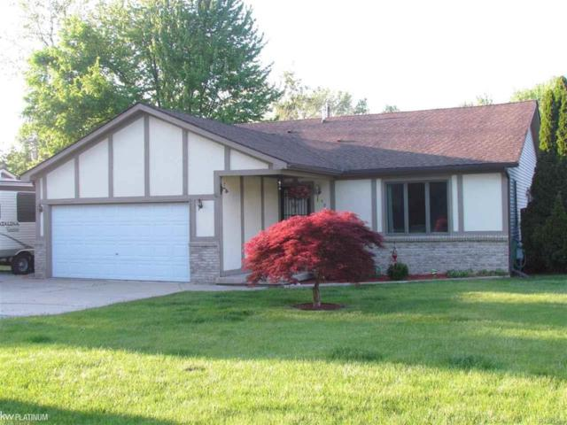 5050 Taft, Clay Twp, MI 48001 (#58031348389) :: RE/MAX Nexus