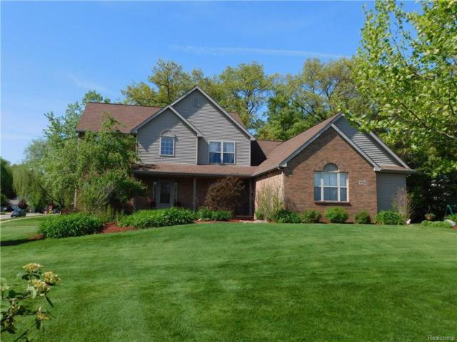 9783 Viewcrest Court, Hartland Twp, MI 48843 (#218045586) :: RE/MAX Nexus