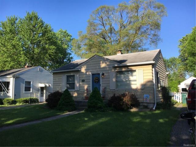 4121 Linwood Avenue, Royal Oak, MI 48073 (#218045648) :: Duneske Real Estate Advisors