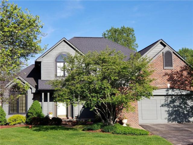 1363 Horseshoe Circle, Milford Twp, MI 48381 (#218045656) :: RE/MAX Classic