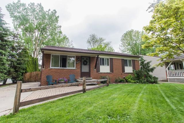 8864 Oakview Street, Plymouth Twp, MI 48170 (#218045685) :: RE/MAX Classic