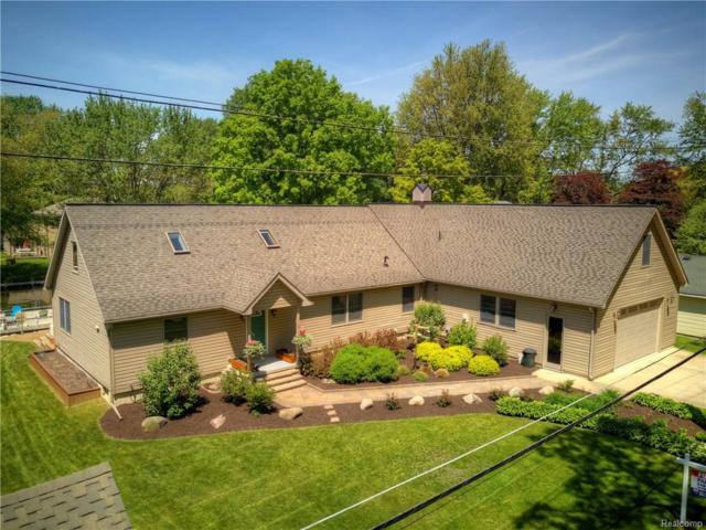 11530 Portage Lake Avenue, Hamburg Twp, MI 48169 (#218045695) :: The Buckley Jolley Real Estate Team