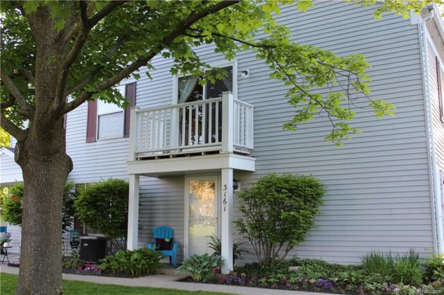 3161 Sunnyside Court, Orion Twp, MI 48360 (#218045755) :: Duneske Real Estate Advisors