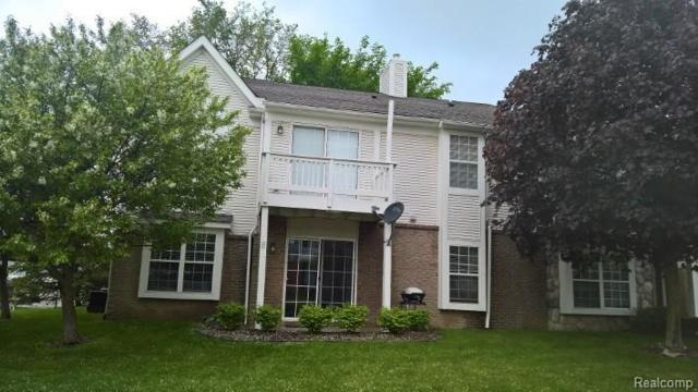 221 Oakbrooke Dr  Unit 5, South Lyon, MI 48178 (#218045832) :: RE/MAX Classic
