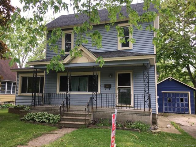 710 N Michigan Avenue, Howell, MI 48843 (#218045871) :: The Buckley Jolley Real Estate Team