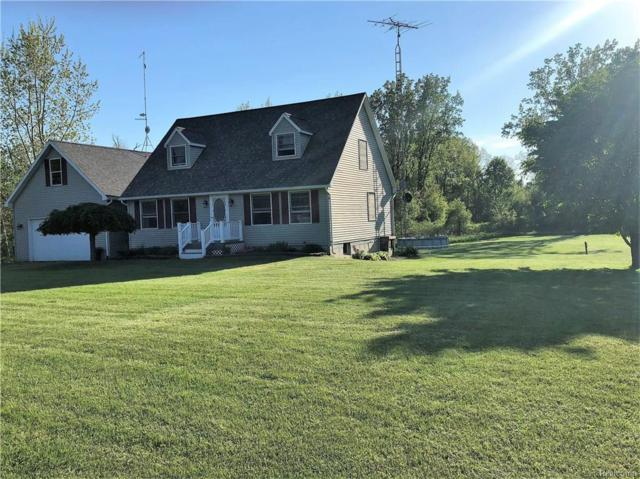 7943 N Gregory Road, Conway Twp, MI 48836 (#218046016) :: The Buckley Jolley Real Estate Team